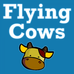 Flying Cows ESL Logo