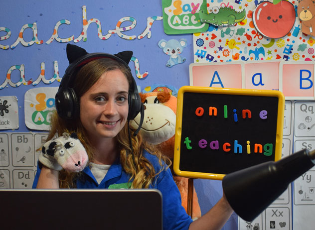 What is teaching English online really like?