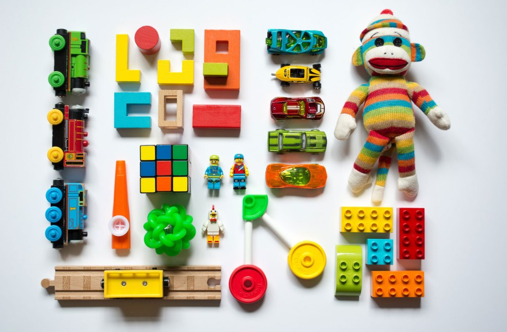Great toys and teaching tools for young learners