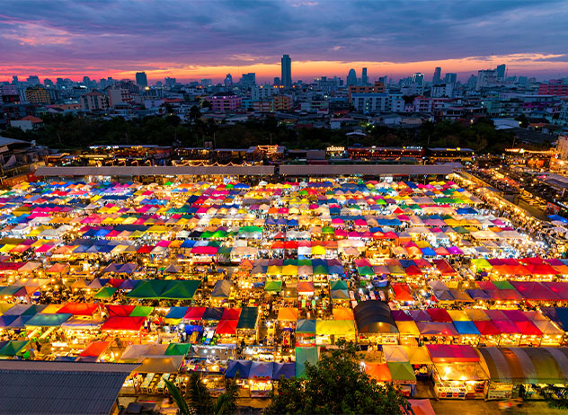 Everything you need to know about the TEFL salary in Thailand